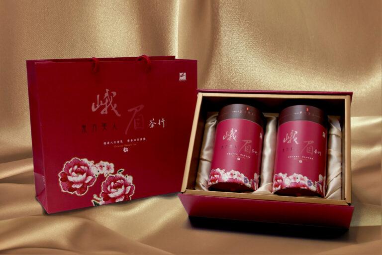 北埔客家包裝案-峨眉東方美人茶行 BEIPU Hakka packaging design case - EMEI oriental beauty tea packaging design